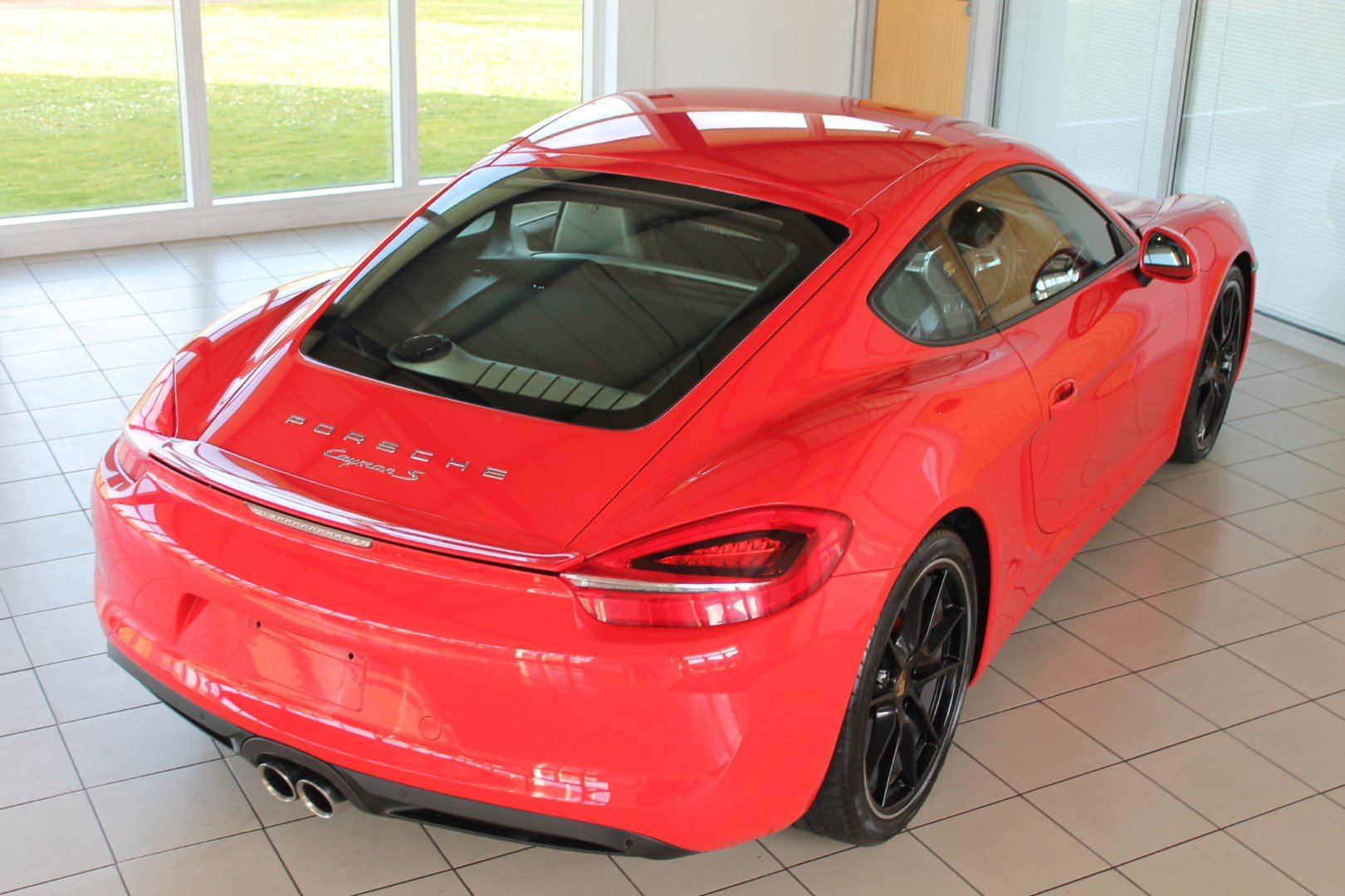 2014 Cayman (981) S Manual For Sale (picture 4 of 6)