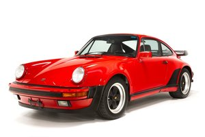 1987 Porsche 911 930 Turbo Coupe = 4-Speed Sunroof $128.5k For Sale