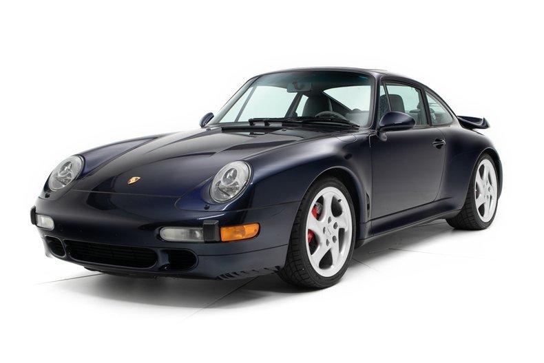 1996 Porsche 911 Carrera Carrera Turbo Coupe = Sunroof  For Sale (picture 1 of 6)