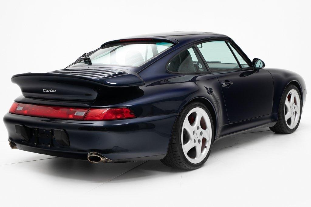 1996 Porsche 911 Carrera Carrera Turbo Coupe = Sunroof  For Sale (picture 2 of 6)