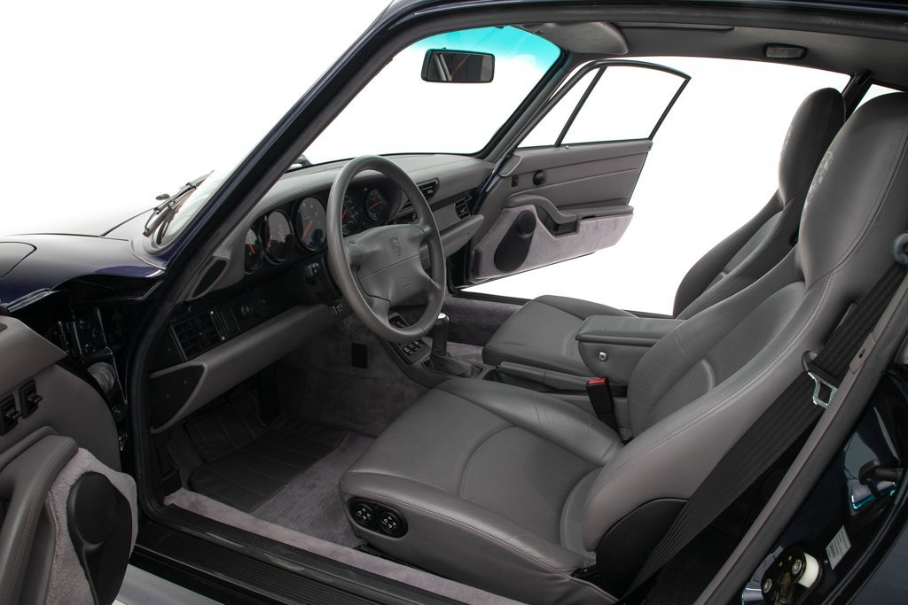 1996 Porsche 911 Carrera Carrera Turbo Coupe = Sunroof  For Sale (picture 3 of 6)