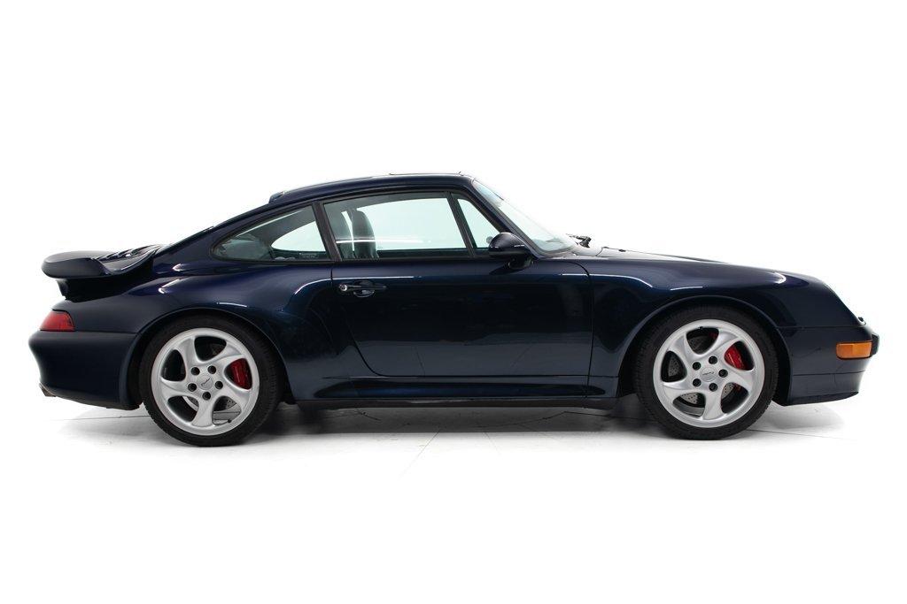 1996 Porsche 911 Carrera Carrera Turbo Coupe = 28k miles  For Sale (picture 2 of 6)