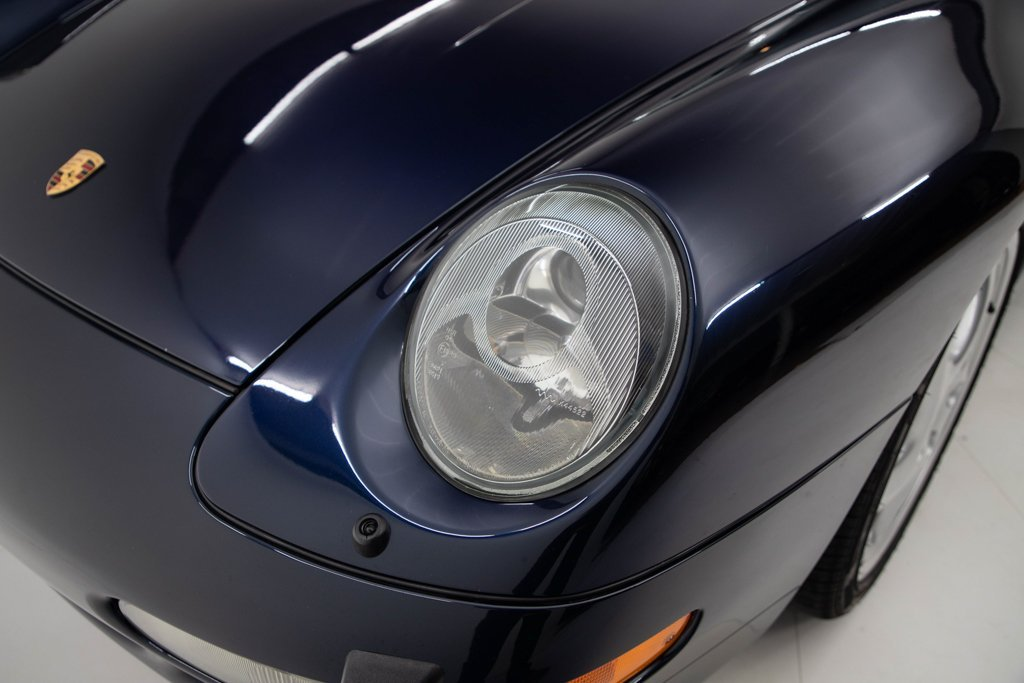 1996 Porsche 911 Carrera Carrera Turbo Coupe = 28k miles  For Sale (picture 5 of 6)