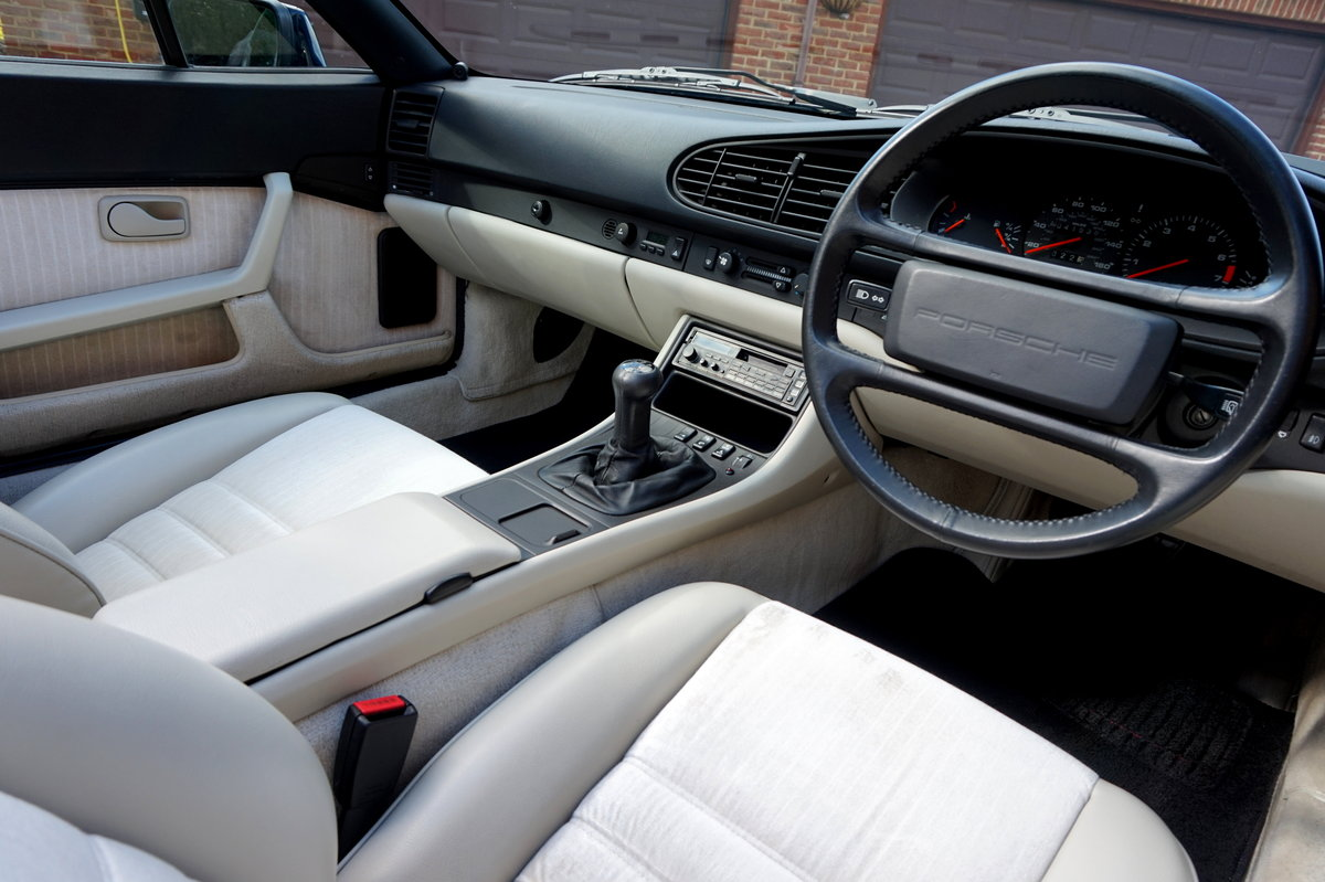 1989 944S2 CABRIOLET-1OWNER 42k MILES For Sale (picture 4 of 6)