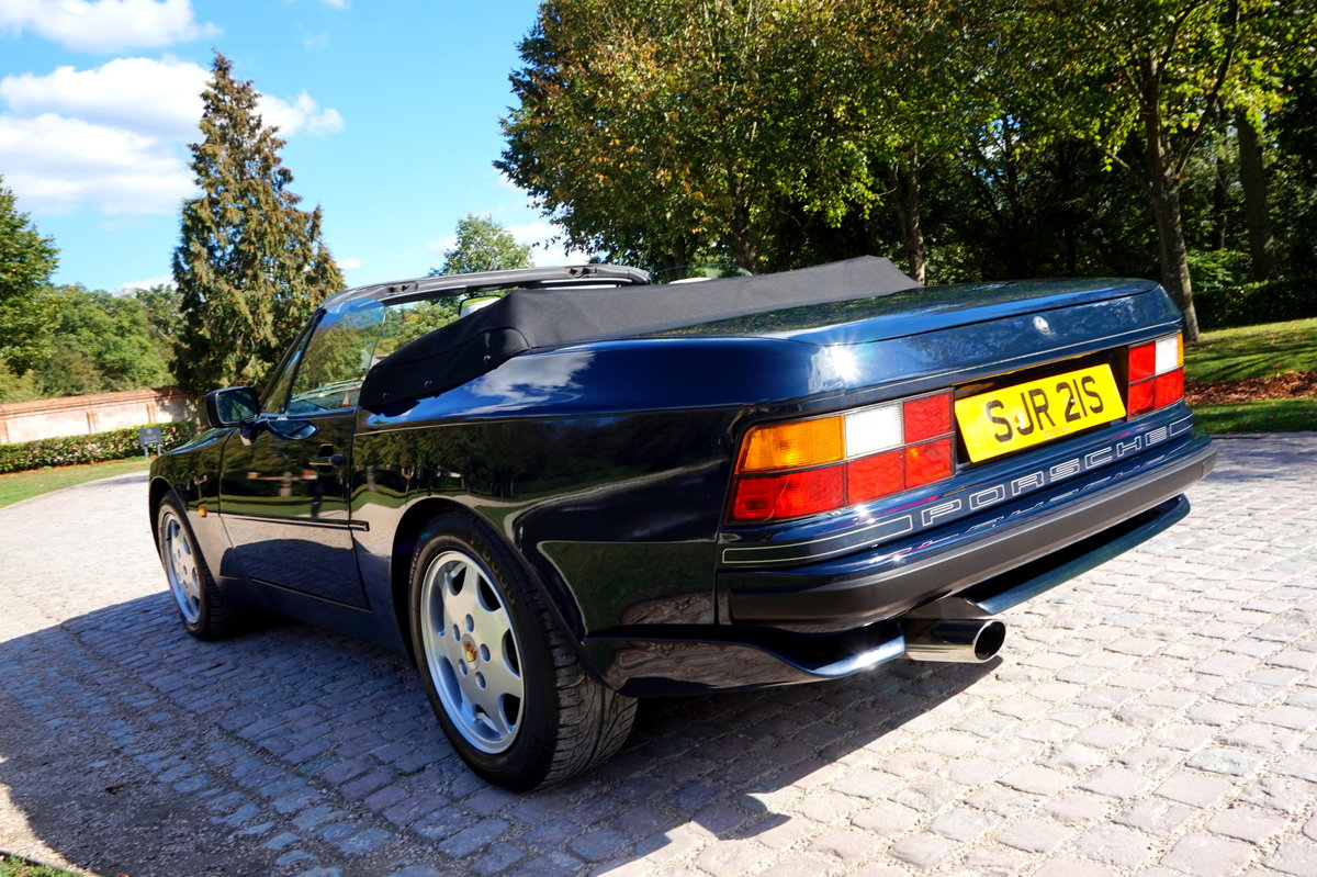 1989 944S2 CABRIOLET-1OWNER 42k MILES For Sale (picture 5 of 6)