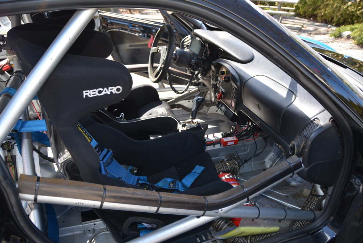 2004 Porsche 911 ( 996 ) Spec Race Car = Low Hours $obo For Sale (picture 6 of 6)