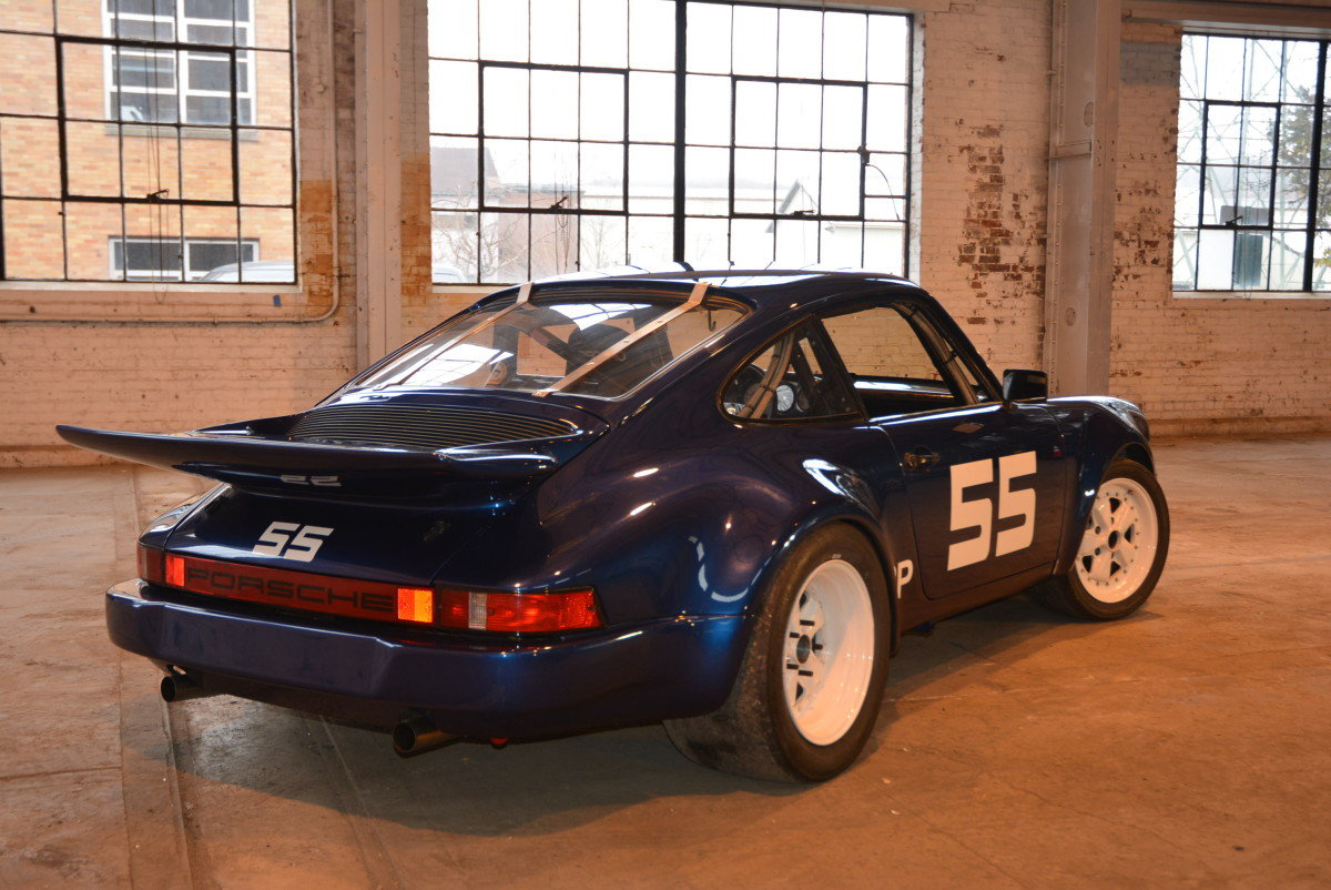 1974 Porsche 911 Carrera/RSR Built to SCCA B Production Spec For Sale (picture 2 of 6)