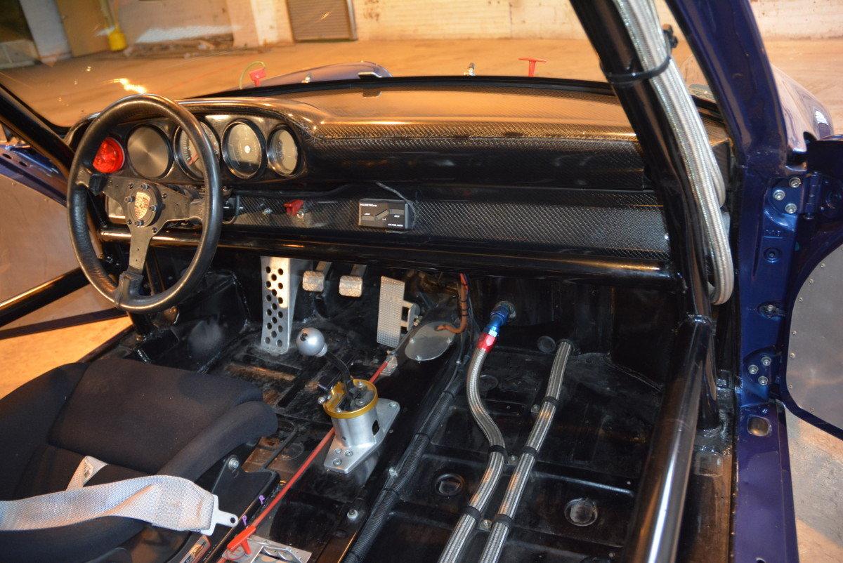 1974 Porsche 911 Carrera/RSR Built to SCCA B Production Spec For Sale (picture 4 of 6)