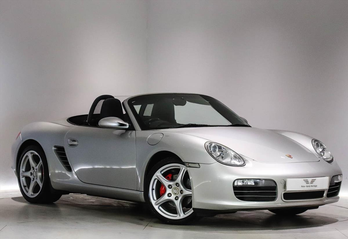 2007 Full Porsche History-Low Miles For Sale (picture 1 of 6)