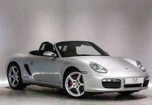 2007 Full Porsche History-Low Miles For Sale