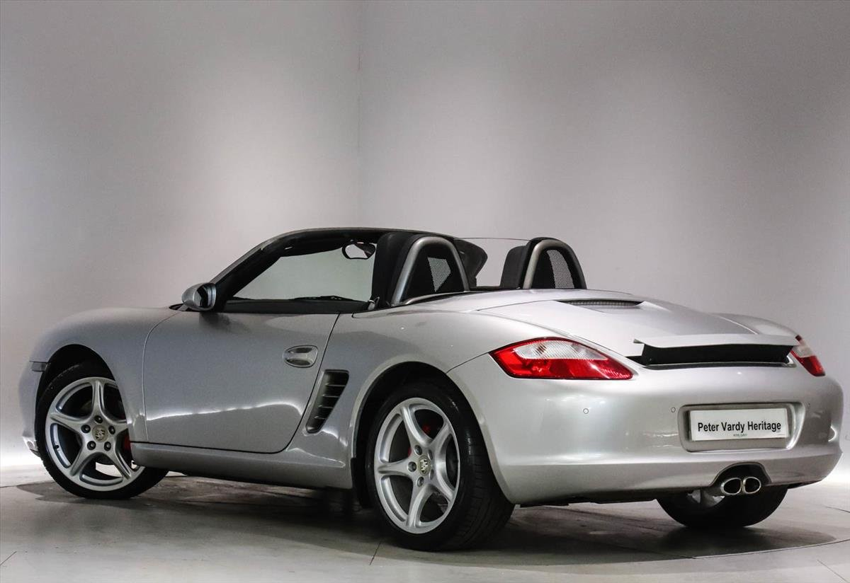 2007 Full Porsche History-Low Miles For Sale (picture 2 of 6)