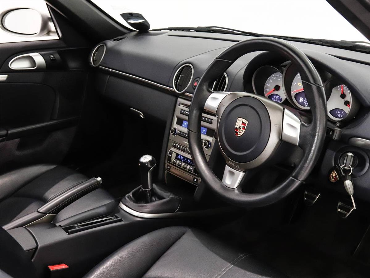 2007 Full Porsche History-Low Miles For Sale (picture 3 of 6)