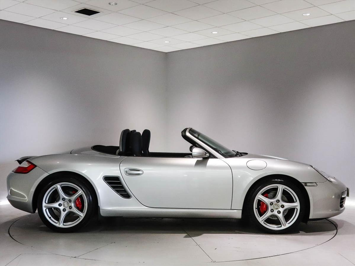 2007 Full Porsche History-Low Miles For Sale (picture 4 of 6)