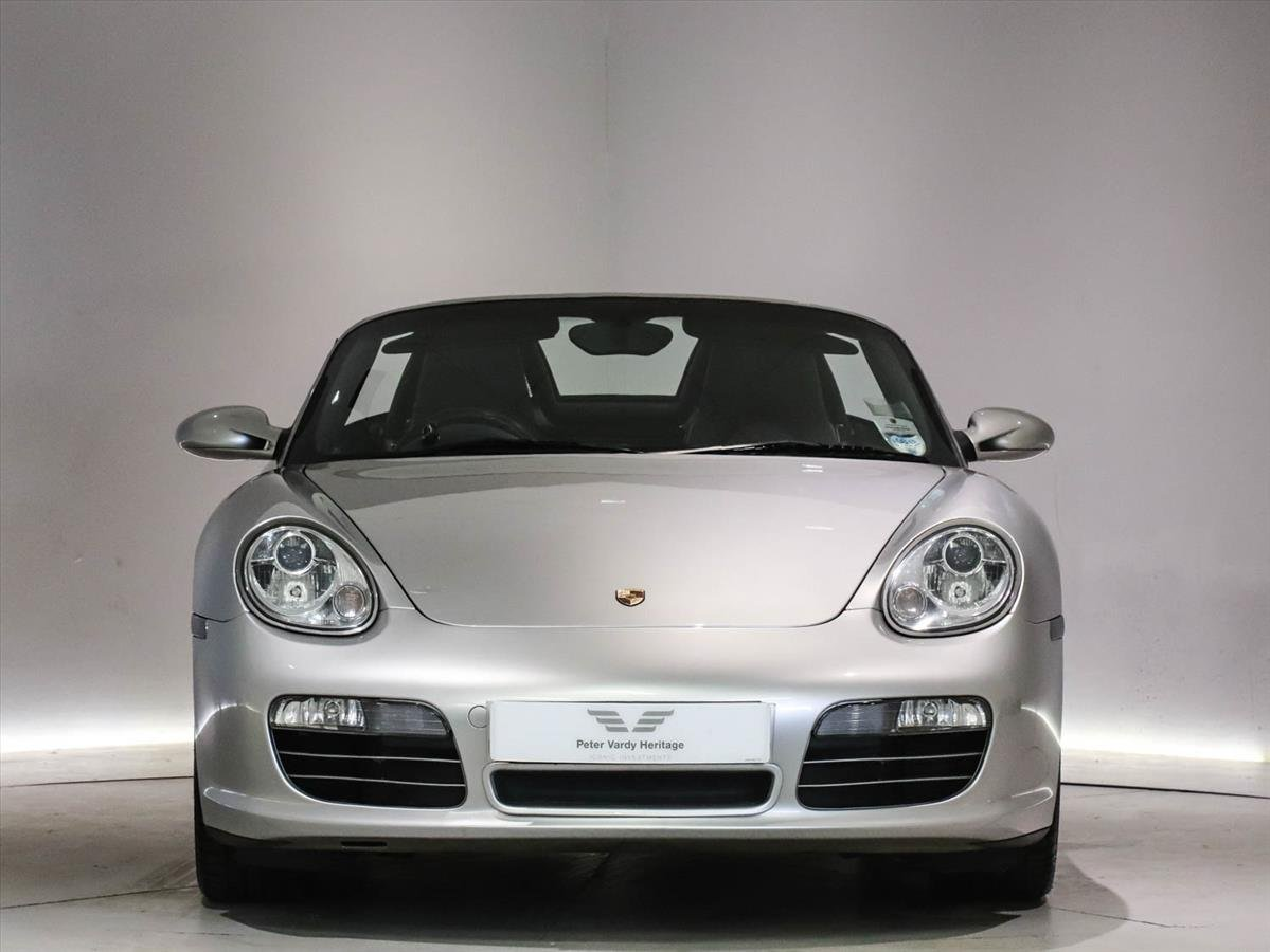 2007 Full Porsche History-Low Miles For Sale (picture 5 of 6)