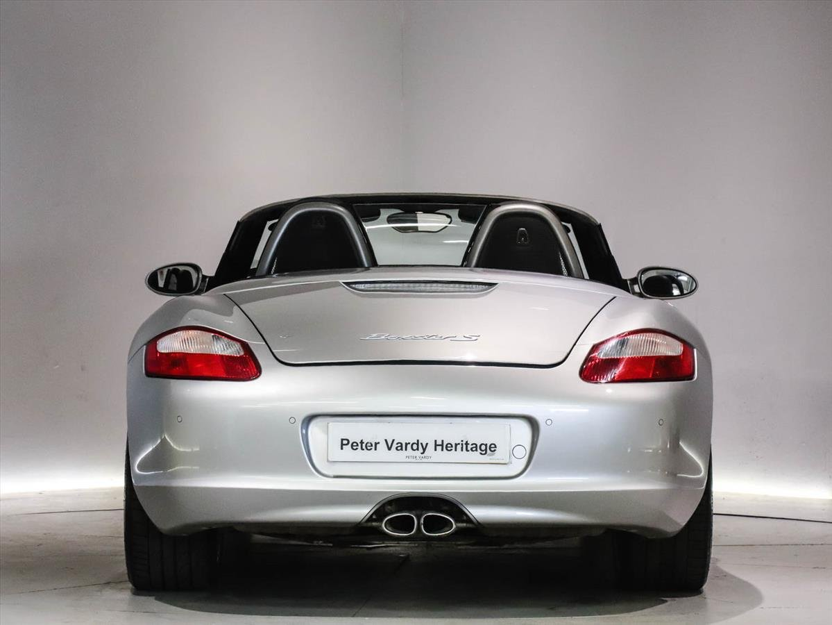 2007 Full Porsche History-Low Miles For Sale (picture 6 of 6)