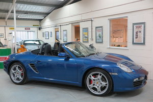 2006 56 Porsche Boxster S 3.4 S Tip S Auto - Cobalt Blue For Sale