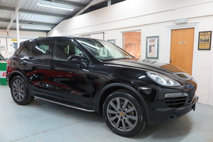 2011 61 Porsche Cayenne 3.0TD V6 ( 245bhp ) 4X4 Tiptronic S  For Sale