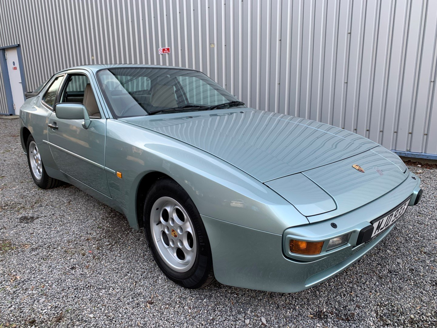 1986 PORSCHE  944  COUPE For Sale (picture 1 of 6)