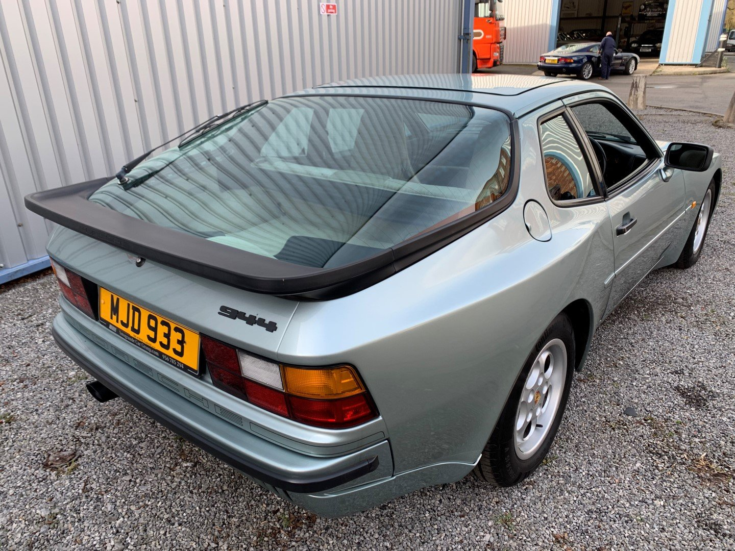 1986 PORSCHE  944  COUPE For Sale (picture 3 of 6)