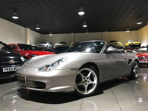 Picture of 2003 03 PORSCHE BOXSTER MERIDIAN SILVER SAT NAV XENONS SOLD