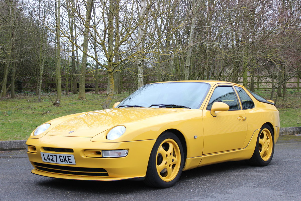 1994  PORSCHE 968 SPORT LUX For Sale (picture 1 of 6)