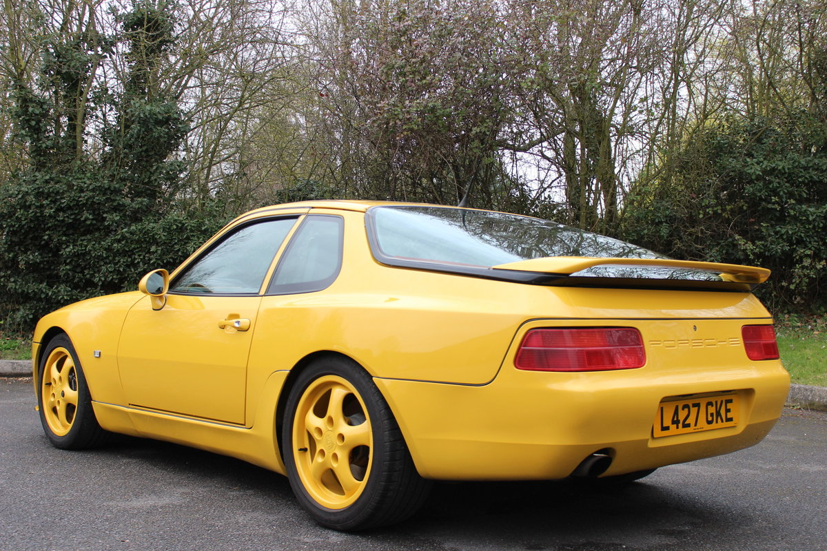 1994  PORSCHE 968 SPORT LUX For Sale (picture 2 of 6)