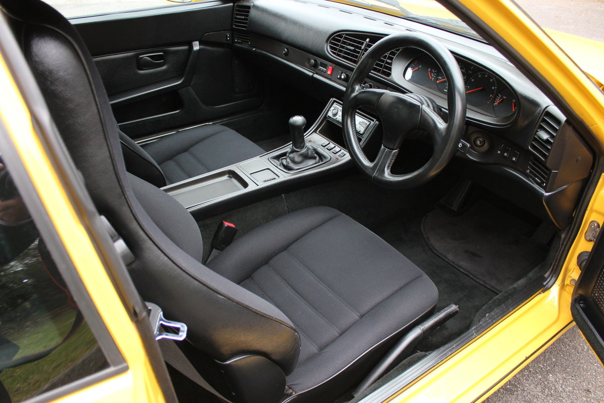 1994  PORSCHE 968 SPORT LUX For Sale (picture 3 of 6)