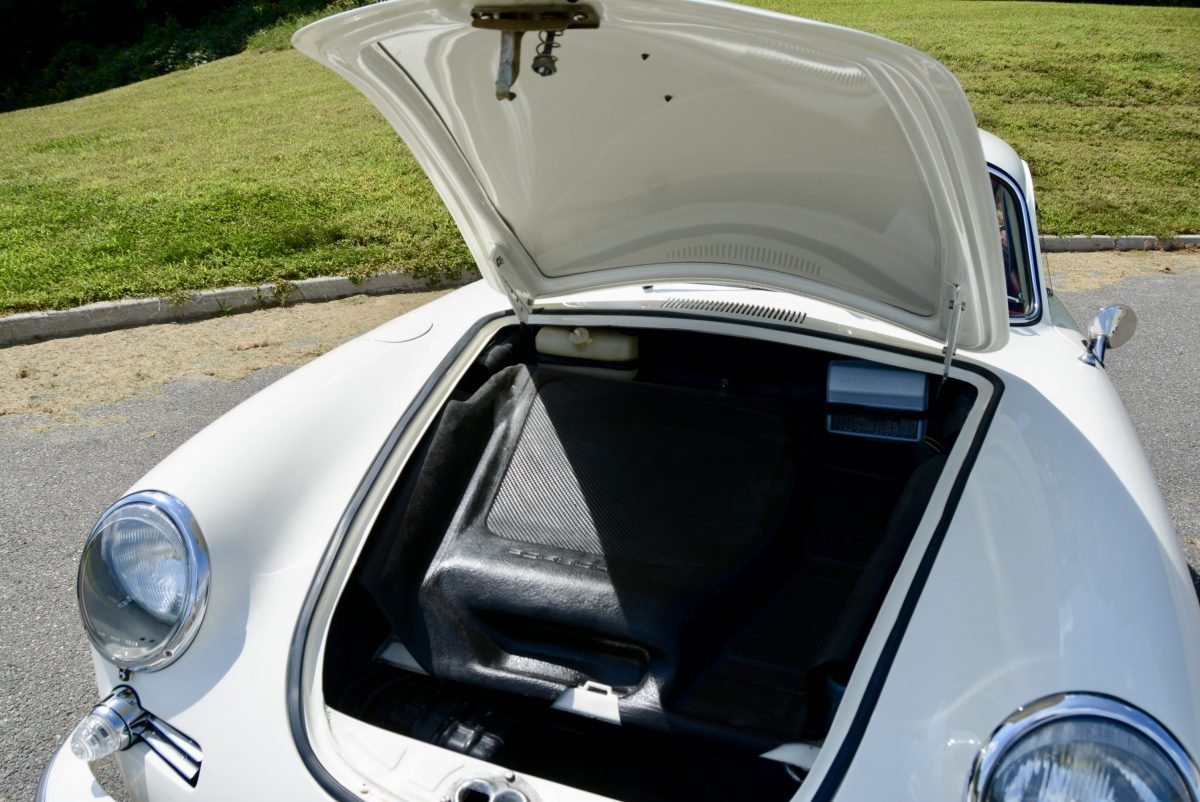 1964 Porsche 356 SC Coupe = Correct Ivory(~)Red $135k For Sale (picture 3 of 6)