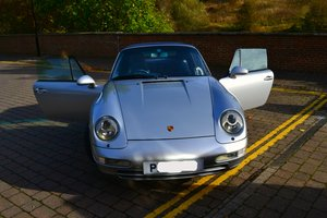 1997 Porsche 993 Cab varioram For Sale