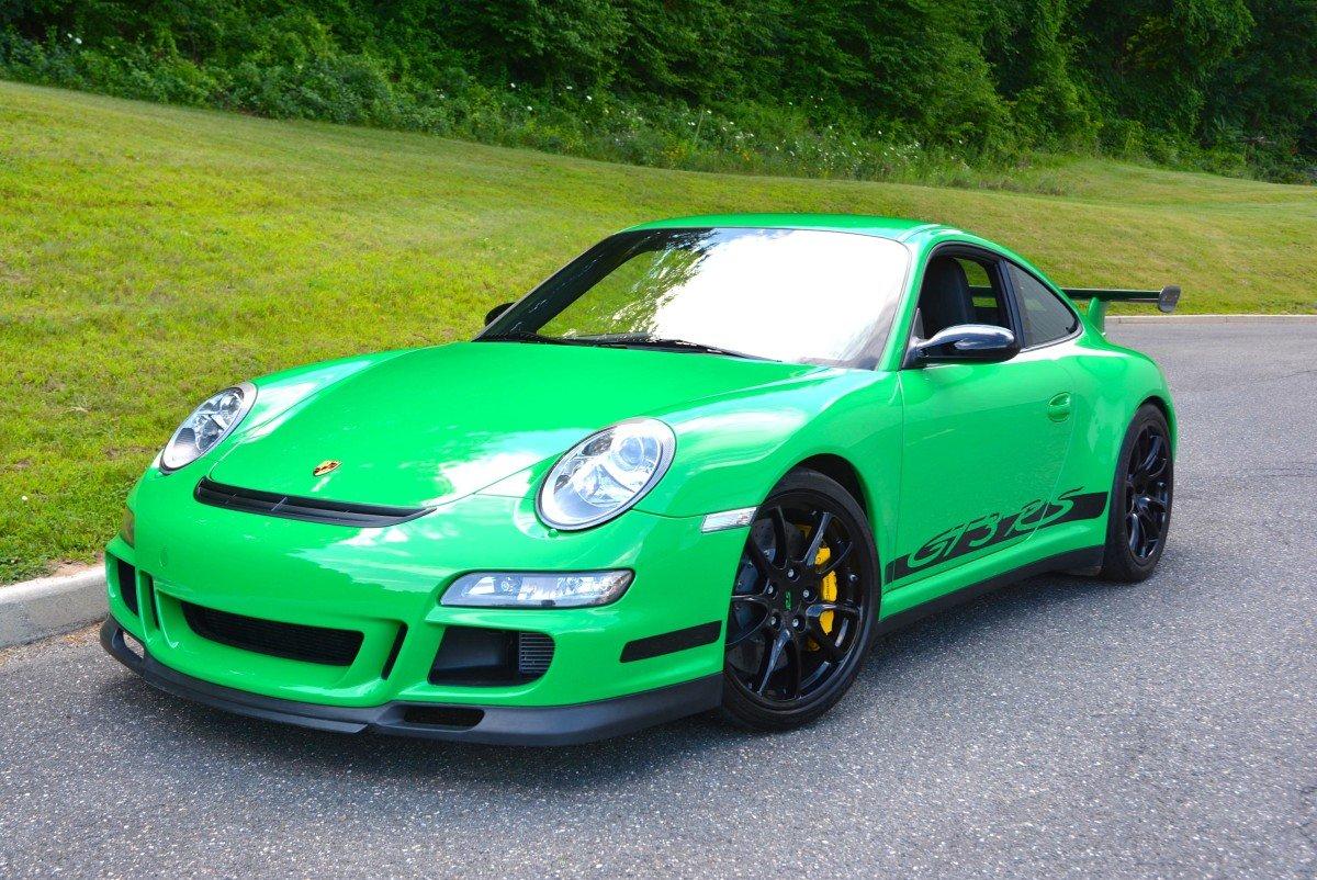 2007 Porsche GT3 RS 997.1 = Rare Manual 6k miles Not raced ...