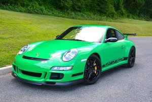 2007 Porsche GT3 RS 997.1 = Rare Manual 6k miles Not raced For Sale