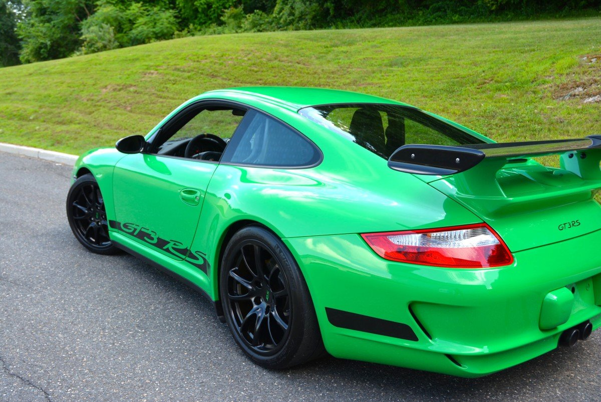 2007 Porsche GT3 RS 997.1 = Rare Manual 6k miles Not raced For Sale (picture 2 of 6)