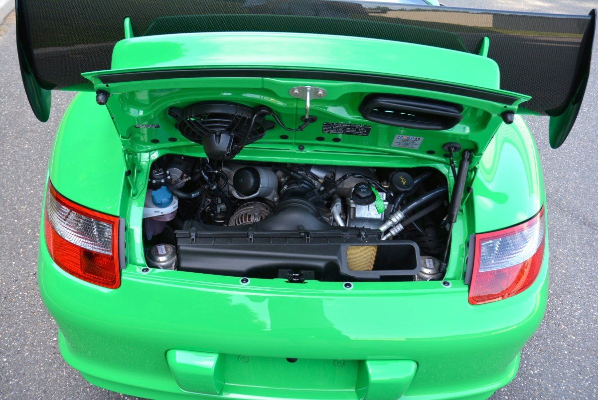 2007 Porsche GT3 RS 997.1 = Rare Manual 6k miles Not raced For Sale (picture 3 of 6)