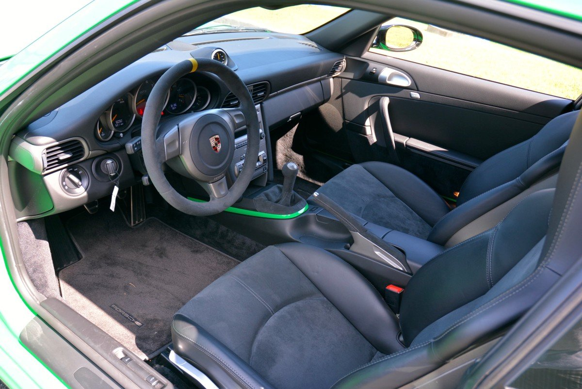 2007 Porsche GT3 RS 997.1 = Rare Manual 6k miles Not raced For Sale (picture 5 of 6)
