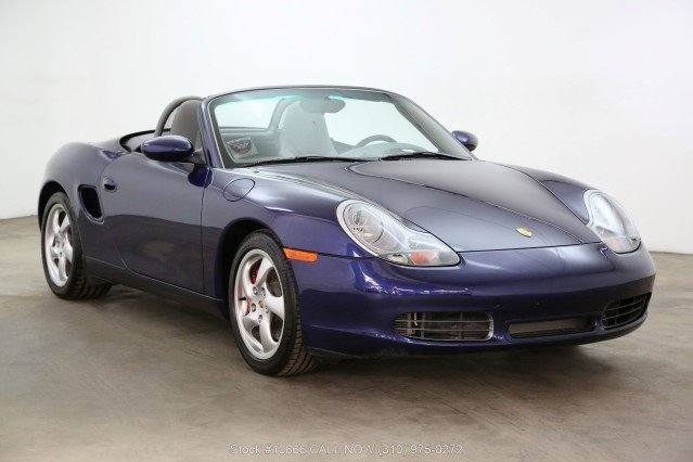 2000 Porsche Boxster S For Sale (picture 1 of 6)