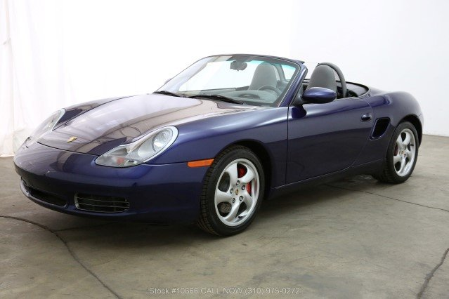 2000 Porsche Boxster S For Sale (picture 3 of 6)