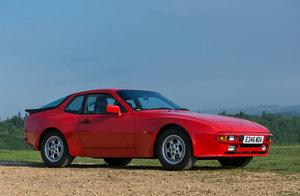 1987 Porsche 944, 94500 miles. For Sale