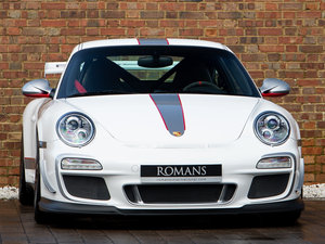 2011 Porsche 911 (997) GT3 RS 4.0 LHD For Sale