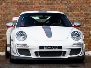 2011/11 Porsche 911 (997) GT3 RS 4.0 LHD For Sale