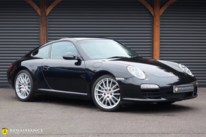 2010 Porsche 911 (997 Gen2) Carrera PDK - FSH, PDK shift paddles For Sale
