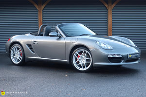 2010 Porsche Boxster (987 gen2) S PDK - FSH, Great spec For Sale