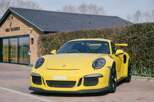 2016 991.GT3 RS For Sale