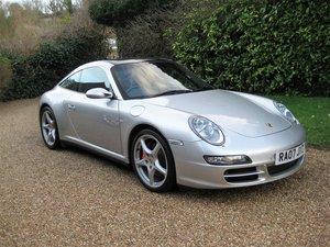 2007 Porsche 911 (997) 3.8 Targa 4S With Only 38,000 Miles