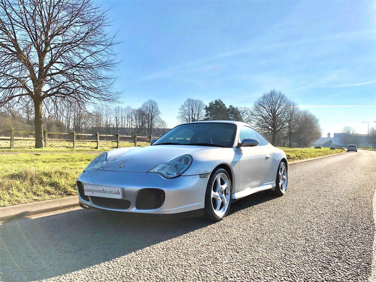 2004 Porsche 911 Carrera 4S 996 C4s 3.6L SOLD (picture 1 of 6)