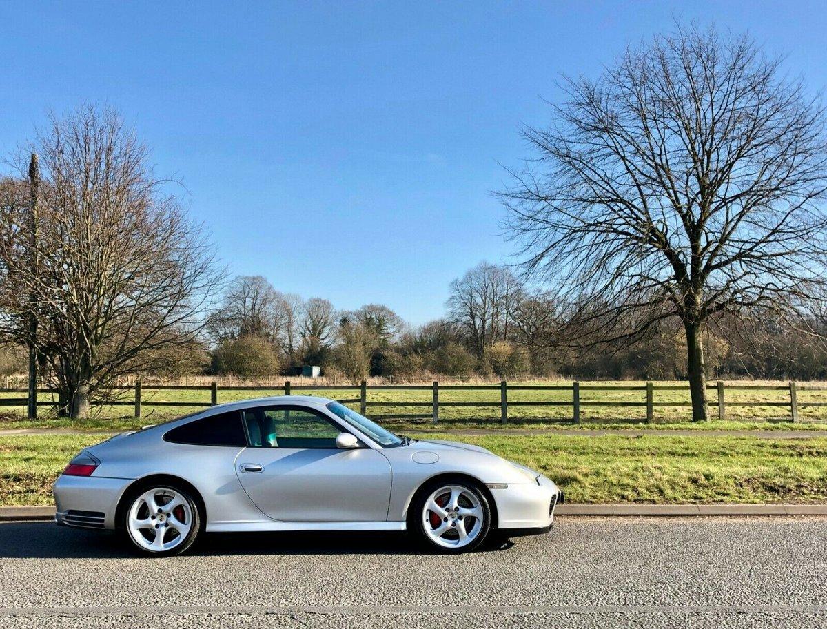 2004 Porsche 911 Carrera 4S 996 C4s 3.6L SOLD (picture 3 of 6)