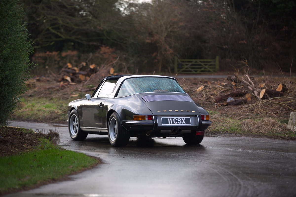 1985 Singer Inspired Porsche 911 Targa | Concours Condition For Sale (picture 2 of 6)