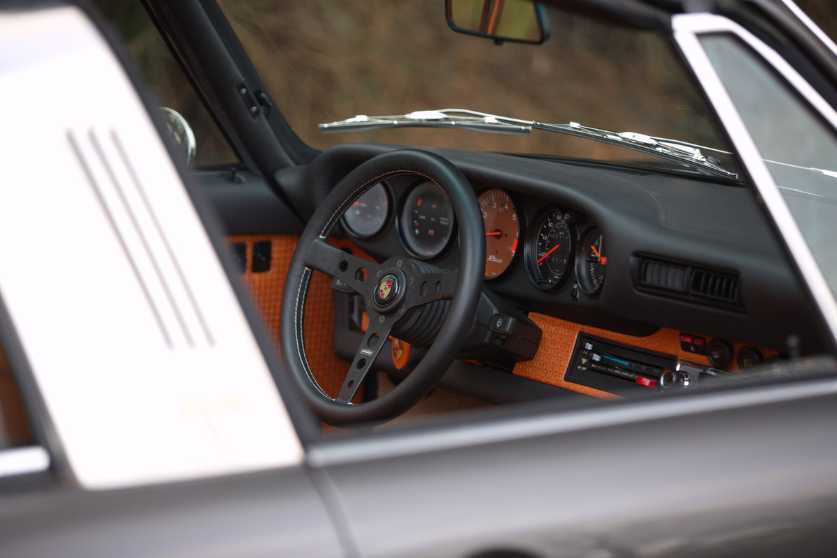 1985 Singer Inspired Porsche 911 Targa | Concours Condition For Sale (picture 3 of 6)