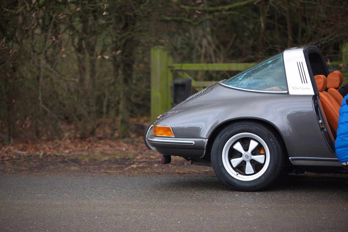 1985 Singer Inspired Porsche 911 Targa | Concours Condition For Sale (picture 4 of 6)