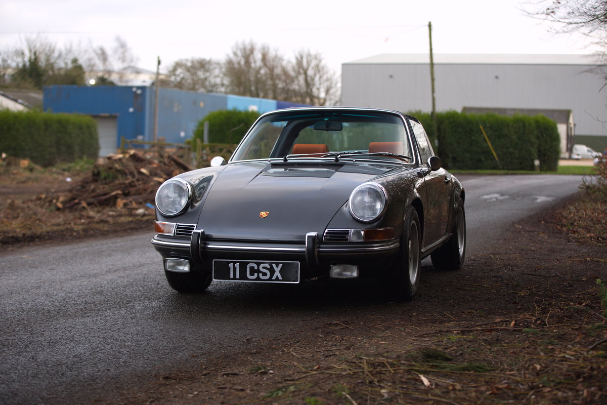 1985 Singer Inspired Porsche 911 Targa | Concours Condition For Sale (picture 6 of 6)