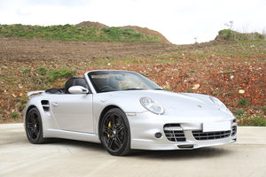 2008 PORSCHE 911 (997) TURBO For Sale